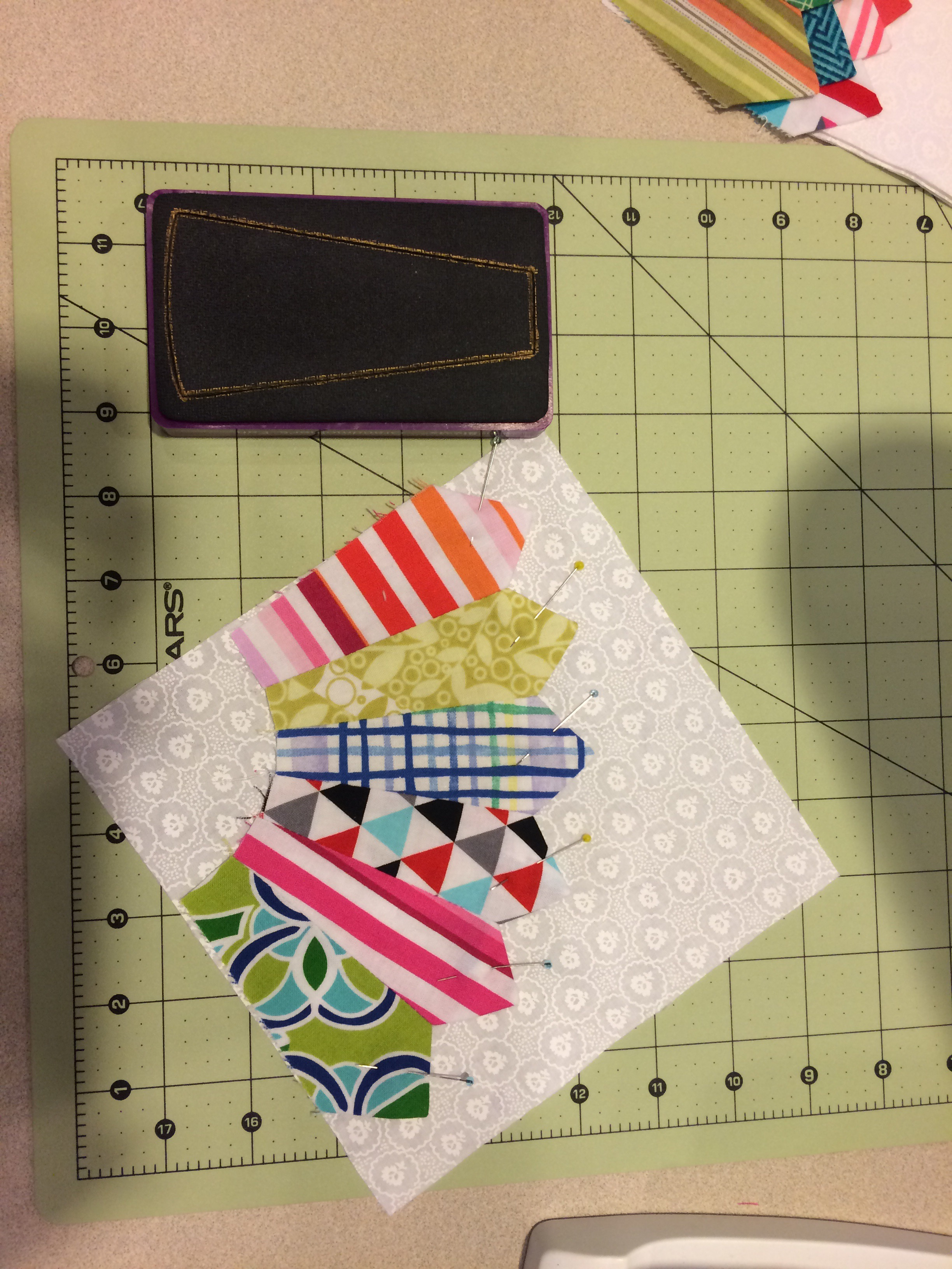 prettypennyprecuts | DIY Quilting and Crafts Using Felted